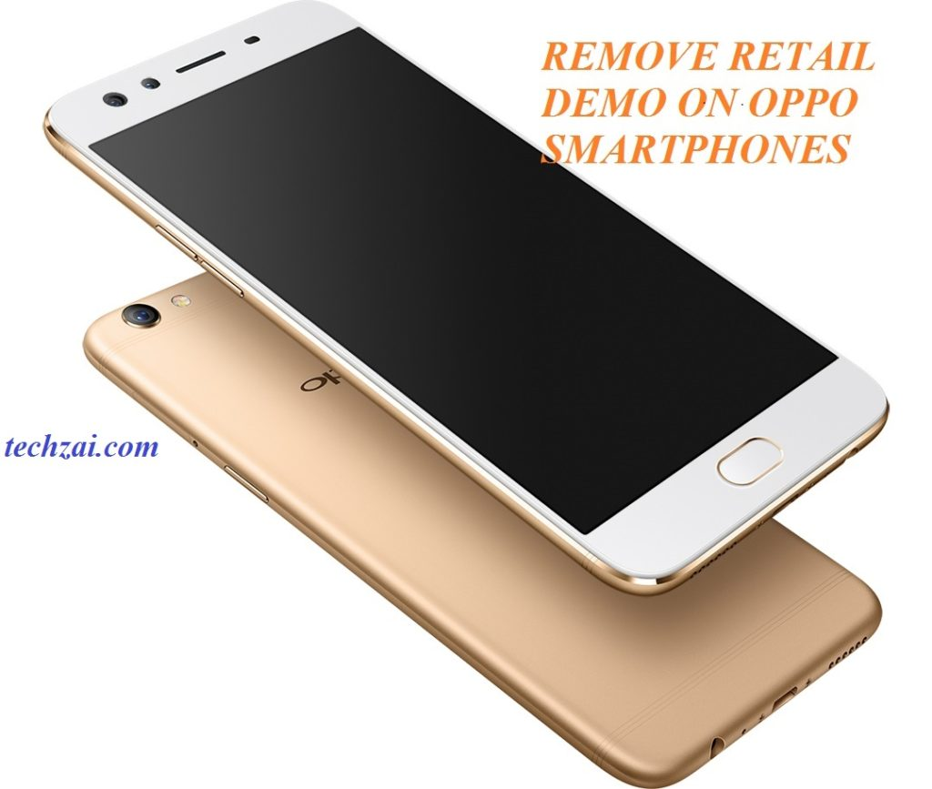 How To Remove Retail Demo On Oppo Smartphones