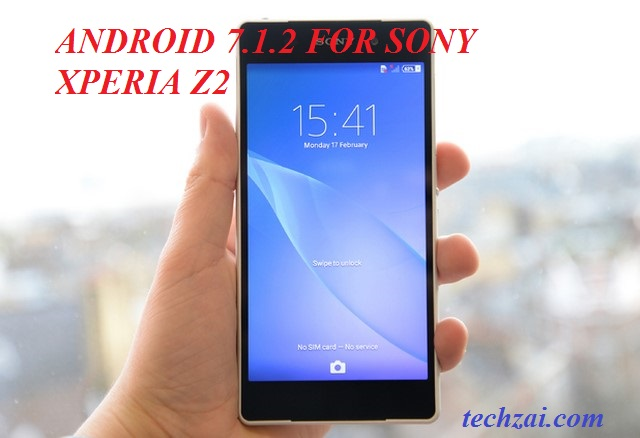 Android 7 1 2 Resurrection Remix ROM For Sony Xperia Z2