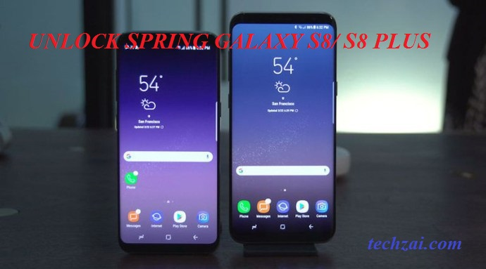 How To Unlock Sprint Galaxy S8/ S8 Plus For Free