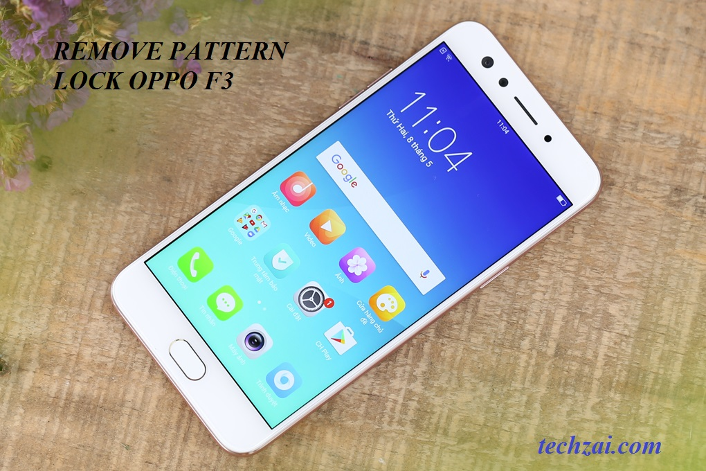 How To Delete Pattern Lock On Oppo F3