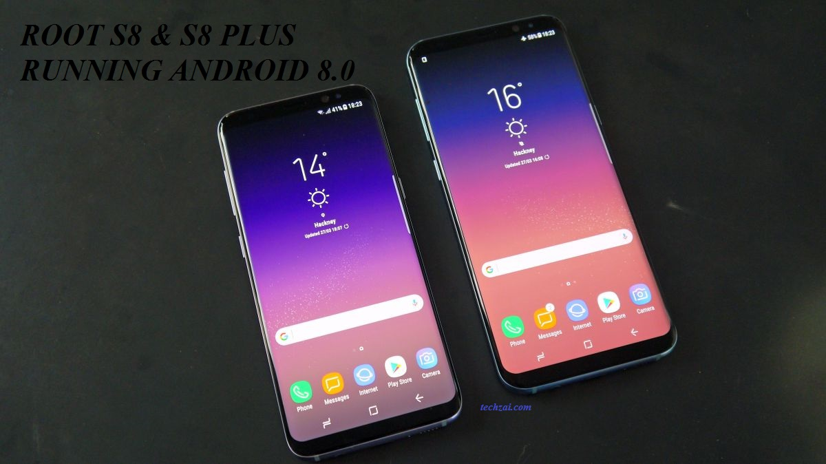 How To Root Samsung Galaxy S8/S8 Plus Android 8 0