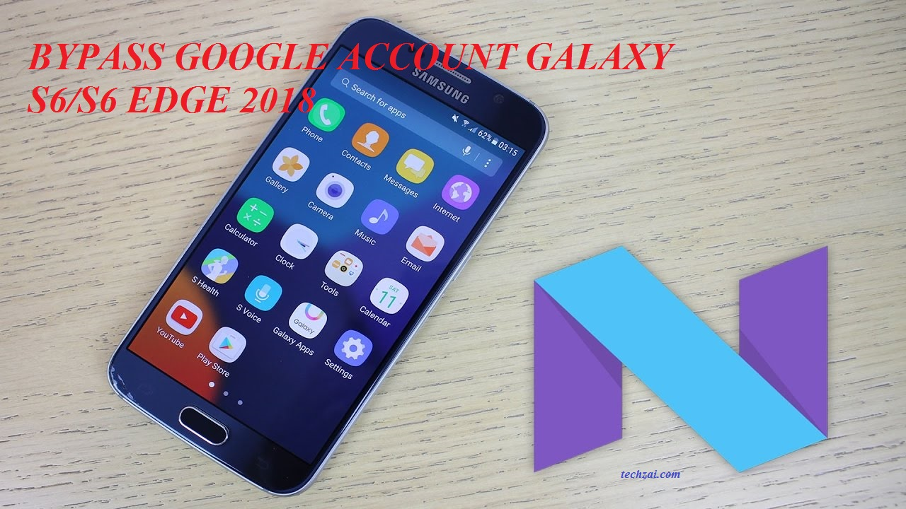 Galaxy S6, S6 Edge: Easy Steps to Bypass Google Account