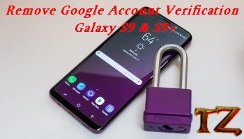 How To Remove Google Account Verification On Samsung Galaxy
