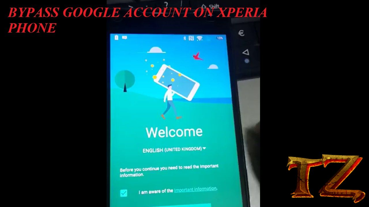 How To Remove FRP Google Account On Sony Xperia Phones