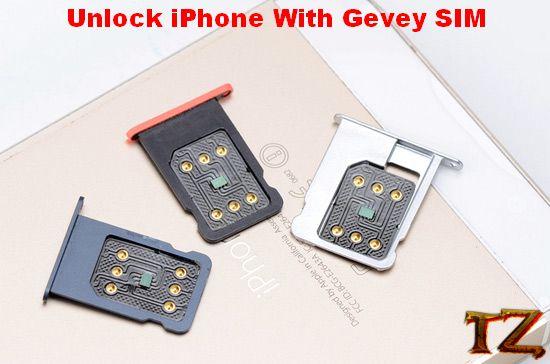 Unlock Any Locked iPhone With Gevey Sim: Steps To Unlock iPhone