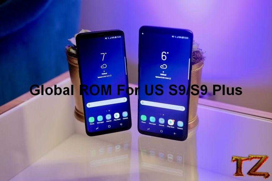 How To Flash Global ROM For US S9 (G960U) And S9+ (G965U)