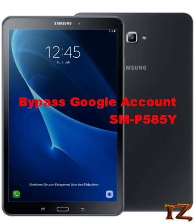 How To Bypass Samsung Galaxy Tab A6 10 1 Tablet