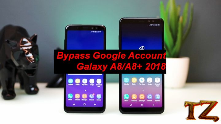 How To Bypass Google Account For Galaxy A8/A8+ 2018