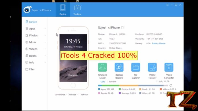 download cracked iTools 4