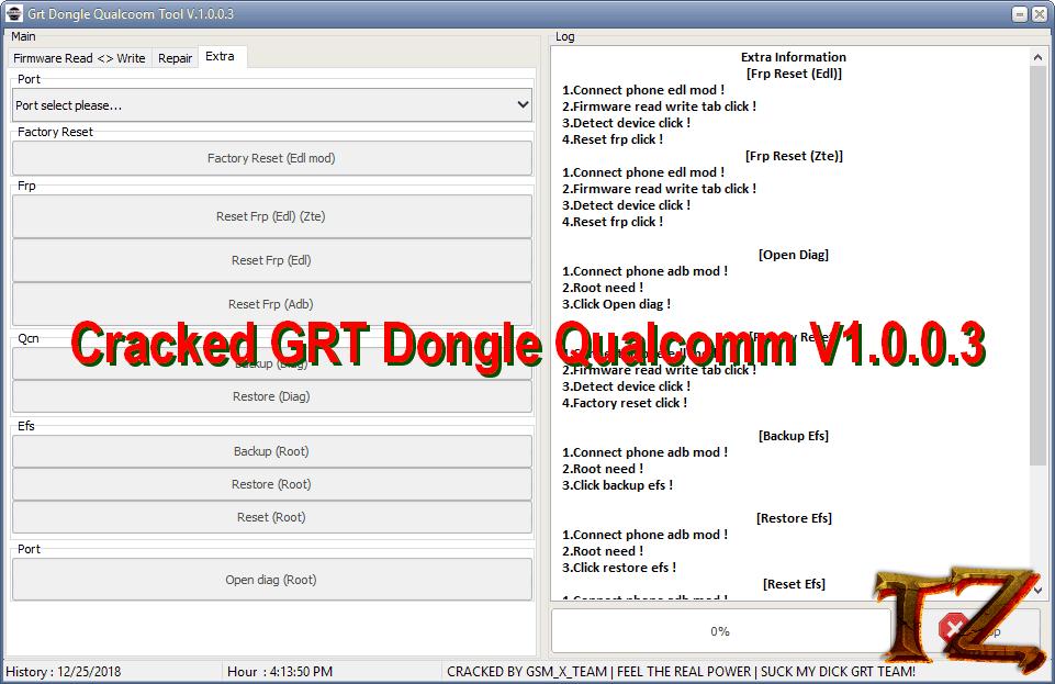 Download Cracked GRT Dongle Qualcomm V1 0 0 3 Version