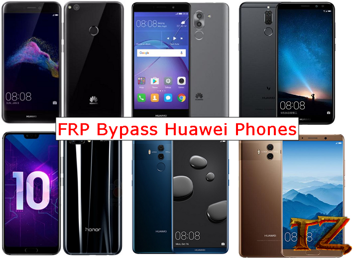 bypass Google account on Huawei phones