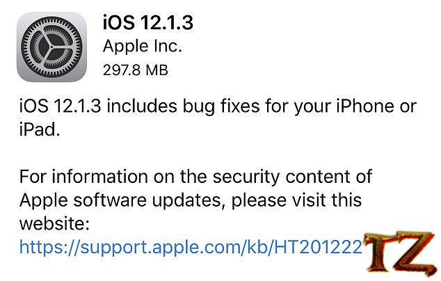 iphone download firmware