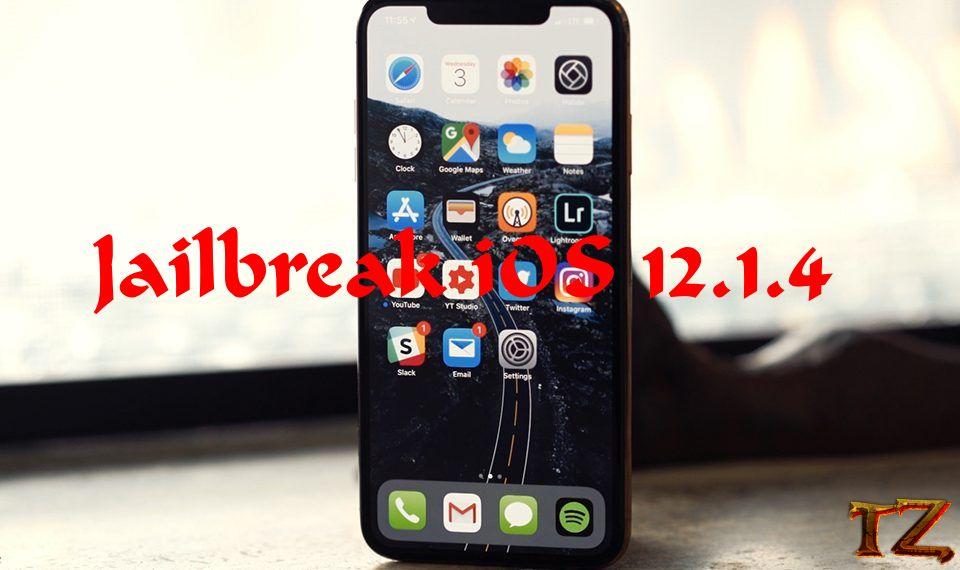 jailbreak iOS 12.1.4 version